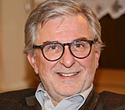 Porträtfoto: Burkhard Köppen